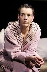 Happy Now?<br /> by Lucinda Coxon<br /> at the Cottesloe Theatre, London, Great Britain<br /> press photocall<br /> 22nd January 2008<br /> <br /> Olivia Williams (as Kitty)<br /> <br /> Photograph by Elliott Franks