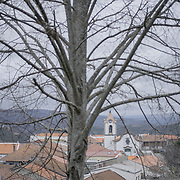 View of the village of Vila Boa, in Portugal's region of Trás-Os-Montes