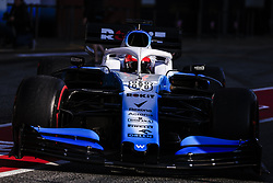 March 1, 2019 - Barcelona, Barcelona, Spain - Robert Kubica from Poland with 88 Williams Racing in action during the Formula 1 2019 Pre-Season Tests at Circuit de Barcelona - Catalunya in Montmelo, Spain on March 1. (Credit Image: © Xavier Bonilla/NurPhoto via ZUMA Press)