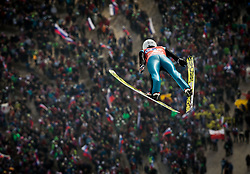 Simon Ammann (SUI) during Ski Flying Hill Men's Team Competition at Day 3 of FIS Ski Jumping World Cup Final 2017, on March 25, 2017 in Planica, Slovenia. Photo by Vid Ponikvar / Sportida