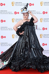 Daisy May Cooper attending the Virgin Media BAFTA TV awards, held at the Royal Festival Hall in London. Photo credit should read: Doug Peters/EMPICS