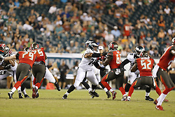 during the NFL Preseason game between the Philadelphia Eagles and the Tampa Bay Buccaneers at Lincoln Financial Field in Philadelphia on Thursday, August 11th 2016. (Brian Garfinkel/Philadelphia Eagles)