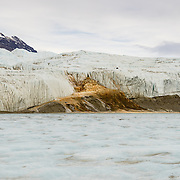 Taylor Glacier Blood Falls.