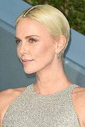 January 19, 2020, Los Angeles, CA, USA: LOS ANGELES - JAN 19:  Charlize Theron at the 26th Screen Actors Guild Awards at the Shrine Auditorium on January 19, 2020 in Los Angeles, CA (Credit Image: © Kay Blake/ZUMA Wire)