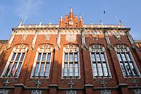 Witkowski College in Jagiellonian University building in Krakow Poland