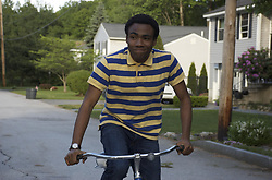 RELEASE DATE: January 17, 2009. MOVIE TITLE: Mystery Team. STUDIO: Derrick Comedy Productions. PLOT: A group of former Encyclopedia Brown-style child-detectives struggle to solve an adult mystery. PICTURED: DONALD GLOVER as Jason. (Credit Image: © Derrick Comedy Productions/Entertainment Pictures/ZUMAPRESS.com)