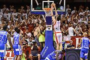 DESCRIZIONE : Campionato 2014/15 Serie A Beko Grissin Bon Reggio Emilia -  Dinamo Banco di Sardegna Sassar Finale Playoff Gara1<br /> GIOCATORE : Darius Lavrinovic<br /> CATEGORIA : Schiacciata Controcampo<br /> SQUADRA : Grissin Bon Reggio Emilia<br /> EVENTO : LegaBasket Serie A Beko 2014/2015<br /> GARA : Grissin Bon Reggio Emilia - Dinamo Banco di Sardegna Sassari Finale Playoff Gara1<br /> DATA : 14/06/2015<br /> SPORT : Pallacanestro <br /> AUTORE : Agenzia Ciamillo-Castoria/GiulioCiamillo