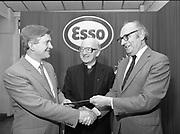 Schools athletic sponsorship press reception, ESSO,<br /> 31st May 1984