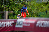 2021 UCI BMXSX World Cup<br /> Round 2 at Verona (Italy)<br /> Qualification<br /> ^me#3 ANDRE, Sylvain (FRA, ME) Wiawis, Lead, 6D, Tangent