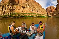 Colorado River, Glen Canyon National Recreation Area, Utah USA