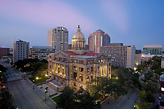 Historic 1910 Houston Courthouse
