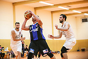 Basketball: Oberliga, Altrahlstedter MTV - TSV Winsen Baskets, Hamburg, 11.09.2021<br /> <br /> © Torsten Helmke