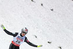 20.01.2018, Heini Klopfer Skiflugschanze, Oberstdorf, GER, FIS Skiflug Weltmeisterschaft, Einzelbewerb, im Bild Robert Johansson (NOR) // Robert Johansson of Norway during individual competition of the FIS Ski Flying World Championships at the Heini-Klopfer Skiflying Hill in Oberstdorf, Germany on 2018/01/20. EXPA Pictures © 2018, PhotoCredit: EXPA/ JFK