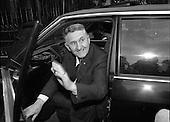1981 - Oliver J Flanagan At Dail Éireann.    (N86).