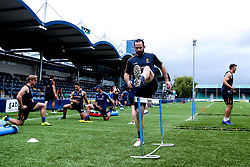 Jono Lance of Worcester Warriors during preseason training ahead of the 2019/20 Gallagher Premiership Rugby season - Mandatory by-line: Robbie Stephenson/JMP - 06/08/2019 - RUGBY - Sixways Stadium - Worcester, England - Worcester Warriors Preseason Training 2019