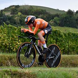 Anna van der Breggen26-09-2020: wielrennen: WK weg vrouwen: Imola<br /> Anna van der Breggen (Netherlands)