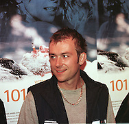 Lead singer of the band Blur, Damon Albarn, pictured at the international premiere of the film '101 Reykjavik' at the Edinburgh International Film Festival. Albarn collaborated in the making of the film along with Icelandic director Baltasar Kormakur, and wrote the film's score......
