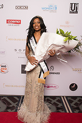 June 16, 2018 - Sydney, NSW, Australia - Kimberly Gundani from Victoria is named as Miss Grand Australia 2018 at Sofitel Sydney Wentworth Hotel on June 16, 2018 in Sydney, Australia (Credit Image: © United Images/Pacific Press via ZUMA Wire)