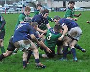 Ballina v Westport Connacht J1