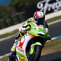 2011 MotoGP World Championship, Round 16, Phillip Island, Australia, 16 October 2011, Randy DePuniet