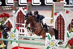 Gulliksen Victoria, NOR, Viego les Hauts<br /> MEVISTO Amadeus Horse Indoor Salzburg<br /> © Hippo Foto - Stefan Lafrentz<br /> 11-12-2016
