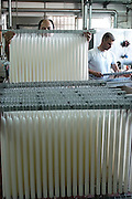 Shabat candles manufacturing line