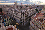Rooftop perspective, Havana, Cuba