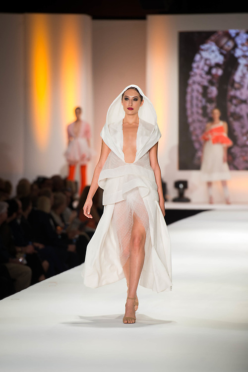 2018 Fashion Week El Paseo, in Palm Desert, California. Fashion Institute of Design and Merchandising (FIDM) presents featured students. Photos by Tiffany L. Clark