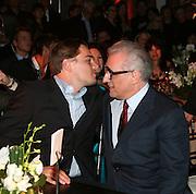 Leonardo DiCaprio & Martin Scorsese.2005 Miramax Pre Oscar Party.Pacific Design Center.West Hollywood, CA, USA.Saturday, February, 26, 2005.Photo By Selma Fonseca Celebrityvibe.com/Photovibe.com, New York, USA, Phone 212 410 5354, email:sales@celebrityvibe.com...