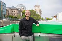 Berlin, 11.09.2021: Dampferfahrt der SPD Charlottenburg-Wilmersdorf mit Michael Müller, Regierender Bürgermeister von Berlin und Kandidat für den Bundestag.