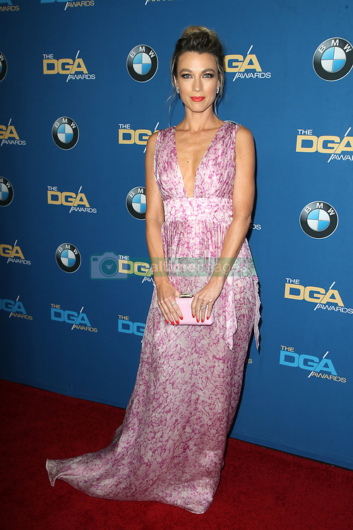 BEVERLY HILLS, CA - FEBRUARY 3: Leslie Mann and Judd Apatow at the 70th Annual Directors Guild of America Awards (DGA, DGAs), at The Beverly Hilton Hotel in Beverly Hills, California on February 3, 2018. CAP/MPI/FS ©FS/Capital Pictures. 03 Feb 2018 Pictured: Natalie Zea. Photo credit: FS/Capital Pictures / MEGA TheMegaAgency.com +1 888 505 6342