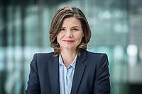 08 MAY 2018, BERLIN/GERMANY:<br /> Manuela Rottmann, MdB, B90/Gruene, Paul-Loebe-Haus, Deutscher Bundestag<br /> IMAGE: 20180508-01-071