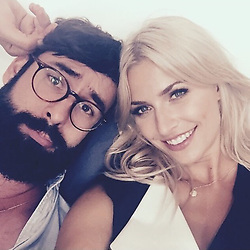 """Lena Gercke releases a photo on Instagram with the following caption: """"Happy birthday to the cutest teddy bear \u2764\ufe0f Love u soooo much \u2764\ufe0f\u2764\ufe0f\u2764\ufe0f\u2764\ufe0f"""". Photo Credit: Instagram *** No USA Distribution *** For Editorial Use Only *** Not to be Published in Books or Photo Books ***  Please note: Fees charged by the agency are for the agency's services only, and do not, nor are they intended to, convey to the user any ownership of Copyright or License in the material. The agency does not claim any ownership including but not limited to Copyright or License in the attached material. By publishing this material you expressly agree to indemnify and to hold the agency and its directors, shareholders and employees harmless from any loss, claims, damages, demands, expenses (including legal fees), or any causes of action or allegation against the agency arising out of or connected in any way with publication of the material."""