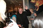 Rolf Sachs, Surrealism at Selfridges. London. 22 March 2007.  -DO NOT ARCHIVE-© Copyright Photograph by Dafydd Jones. 248 Clapham Rd. London SW9 0PZ. Tel 0207 820 0771. www.dafjones.com.