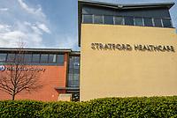 Stratford Hospital photo by Mark Anton Smith