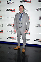 Josh Myers at the Rise Of The Footsoldier Origins Premiere, Cineworld Leicester Square in Leicester Square, London