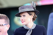 ITV Racing Presenter Francesca Cumani  during the Yorkshire Ebor Festival, Coolmore Nunthorpe event at York Racecourse, York, United Kingdom on 24 August 2018. Picture by Mick Atkins.