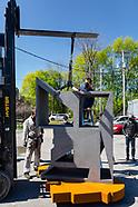 Sculpture 1 Fabrication | Wyatt Kahn