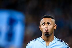 Gabriel Jesus of Manchester City - Mandatory by-line: Robbie Stephenson/JMP - 19/09/2018 - FOOTBALL - Etihad Stadium - Manchester, England - Manchester City v Lyon - UEFA Champions League Group F