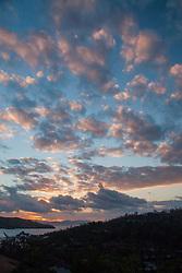 Dusk Clouds, Hamilton Island, Queensland, Australia