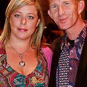 NLD/Den Haag/20110406 - Premiere Alle Tijden, jack de Vries en partner Melissa de Goede