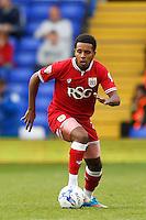 Bristol City's Korey Smith