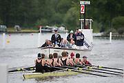 Henley Royal Regatta, Henley on Thames, Oxfordshire, 3-7 July 2013.  Wednesday  09:41:13   03/07/2013  [Mandatory Credit/Intersport Images]<br /> <br /> Rowing, Henley Reach, Henley Royal Regatta.<br /> <br /> The Princess Elizabeth Challenge Cup<br /> Cheltenham College at the Barrier