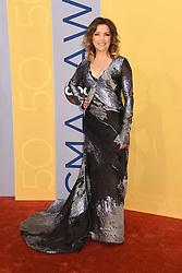 Martina McBride bei den 50. Country Music Awards in Nashville / 021116<br /> <br /> *** Country Music Awards 2016, Nashville, USA, November 2, 2016 ***