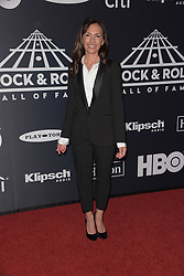 March 30, 2019 - Brooklyn, New York, USA - NEW YORK, NEW YORK - MARCH 29:  Susanna Hoffs attends the 2019 Rock & Roll Hall Of Fame Induction Ceremony at Barclays Center on March 29, 2019 in New York City. Photo: imageSPACE (Credit Image: © Imagespace via ZUMA Wire)