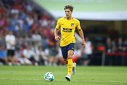 August 2, 2017 - Munich, Germany - Luciano Vietto of Atletico de Madrid during the Audi Cup 2017 match between Liverpool FC and Atletico Madrid at Allianz Arena on August 2, 2017 in Munich, Germany. (Credit Image: © Matteo Ciambelli/NurPhoto via ZUMA Press)