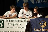 Lakes Region Scholarship Foundation's annual Spelling Bee October 25, 2012.