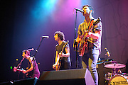 Photos of the New Jersey band Steel Train performing at the Pageant in St. Louis in support of Tegan and Sara on their 2010 tour.