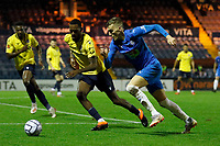 Mark Kitching. Stockport County 3-1 Guiseley AFC. Buildbase FA Trophy. 19.12.20