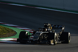 February 28, 2019 - Barcelona, Barcelona, Spain - Kevin Magnussen from Denmark with 20 Rich Energy Haas F1 Team in action  during the Formula 1 2019 Pre-Season Tests at Circuit de Barcelona - Catalunya in Montmelo, Spain on February 28. (Credit Image: © Xavier Bonilla/NurPhoto via ZUMA Press)
